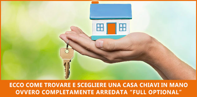 casa chiavi in mano